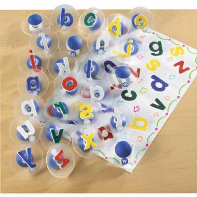 Alphabet Stampers,Classroom learning resources,special needs classroom resources